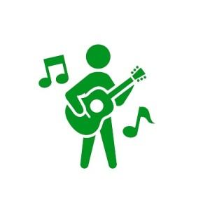 肩こりはギタリストの宿命?